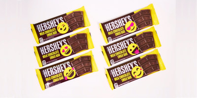 emoji(R) Signs Licensing Agreement With The Hershey Company