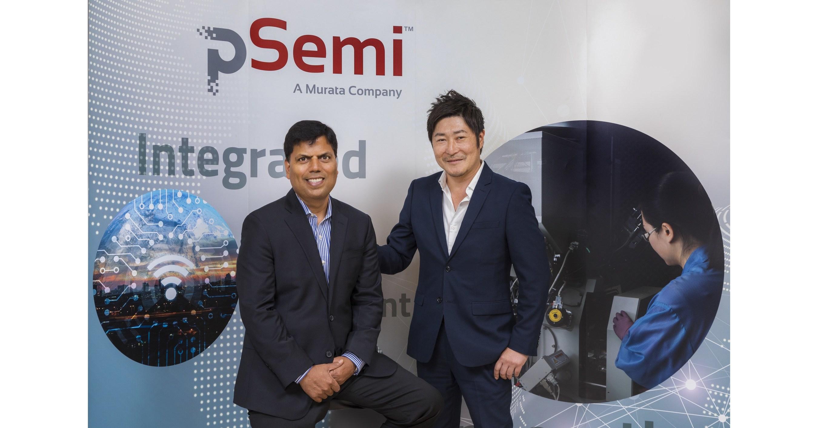 pSemi Announces New Leadership Structure