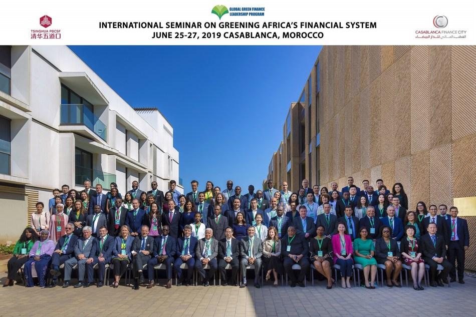 GLOBAL GREEN FINANCE LEADERSHIP PROGRAM - International Seminar on Greening Africa's Financial System - June 25-27, 2019