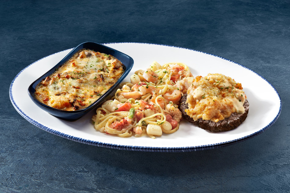 For a limited time during Crabfest®, Red Lobster is offering guests a special, limited-edition entrée, the NEW! Captains' Trio, inspired by Discovery Channel's Deadliest Catch™ Captains.