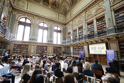 """""""Venture Tianfu"""" event in in Budapest, Hungary"""