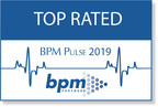 Longview Recognized as TOP RATED Performance Management Vendor in the BPM Pulse 2019 With Its Connected Finance Solution for the Office of the CFO