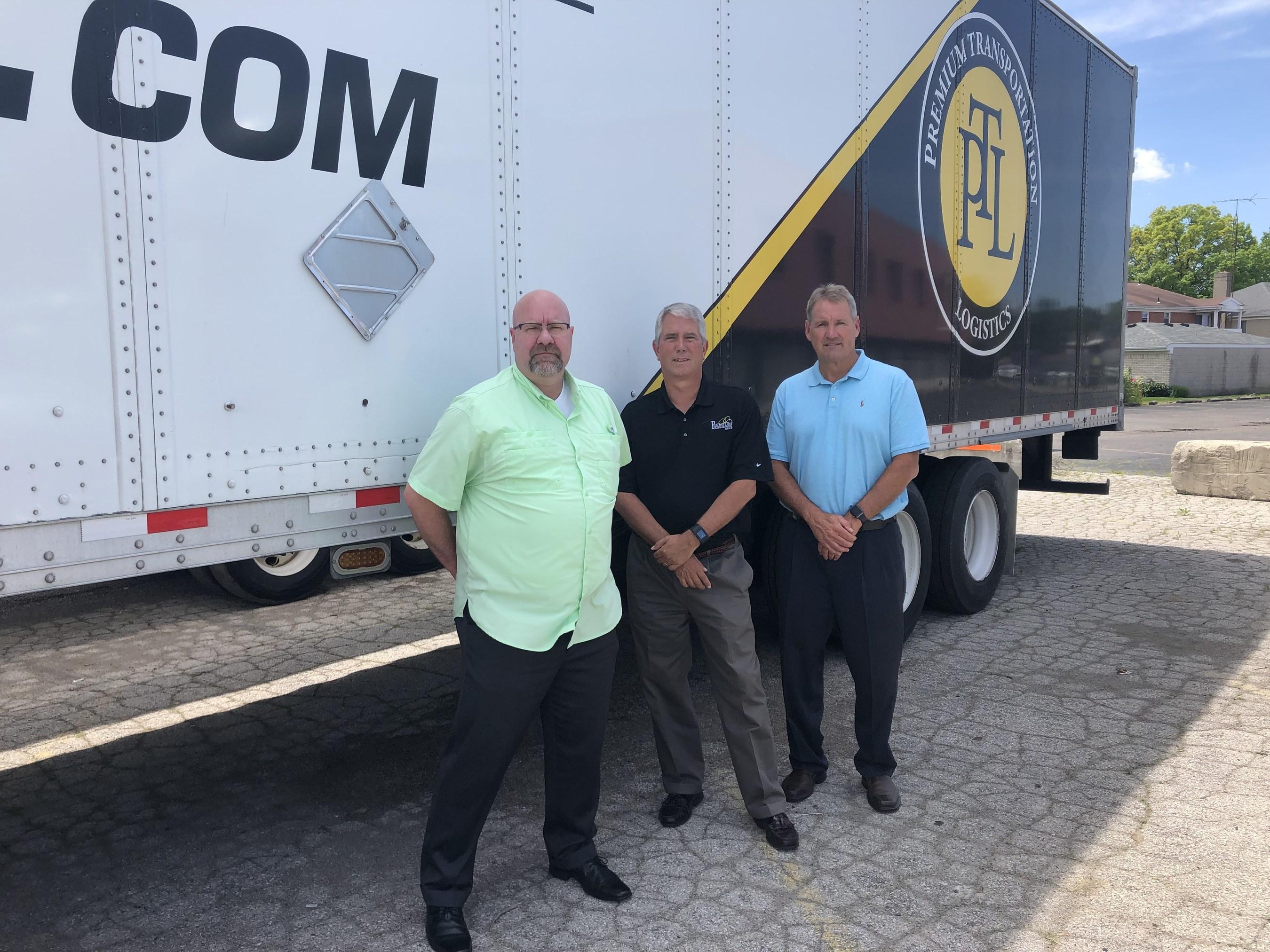 Premium Transportation Logistics Transfers Ownership