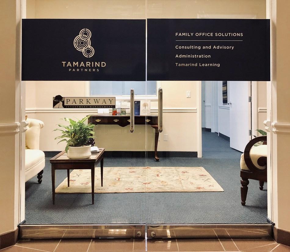 Tamarind Partners, Inc. New Office