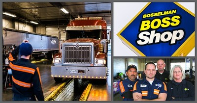 Boss Truck Shop Relocates to Larger Facility in Sioux Falls, South Dakota