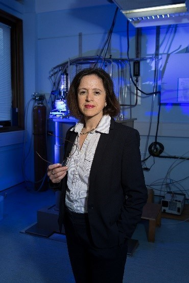 Lesley F. Cohen, Editor-in-Chief of Applied Physics Letters