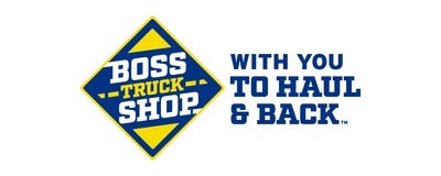 Boss Truck Shop Launches New Brand Campaign «With You To Haul And Back™»
