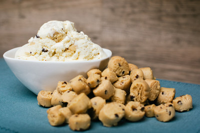 The idea for Ben & Jerry's Cookie Dough flavor came from an anonymous fan.
