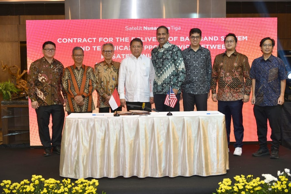 Hughes JUPITER System Selected to Power New Indonesian High