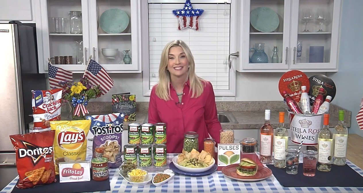 Tips on TV Blog Offers Helpful Fourth of July Tips With Chef