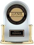 Esurance Earns J.D. Power Award Ranking #1 in Customer Satisfaction among Auto Insurers in California