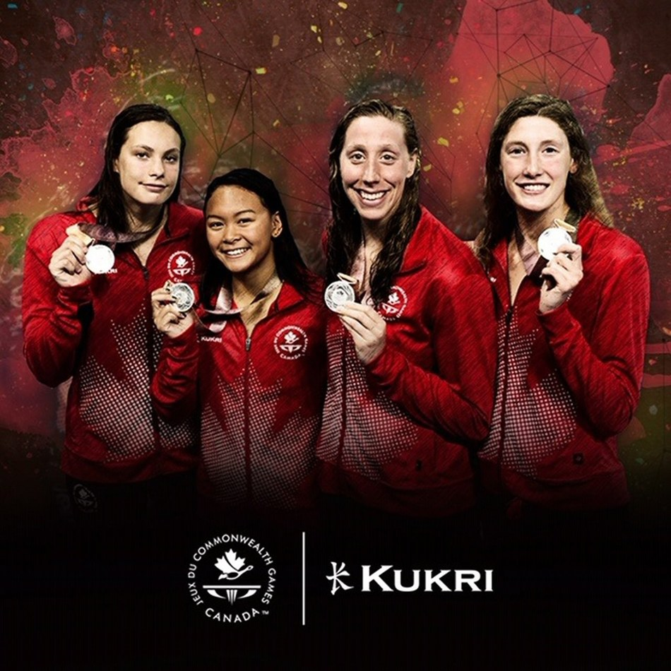 Commonwealth Games Canada and Kukri Sports Renew Their Partnership for the Birmingham 2022 Commonwealth Games (CNW Group/Commonwealth Games Association of Canada)