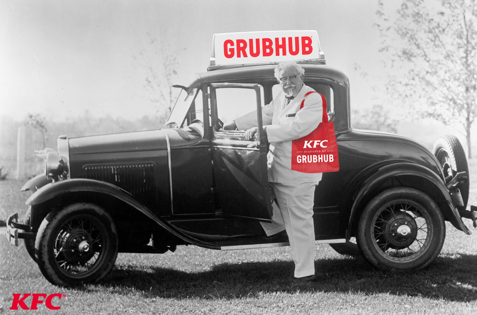 Kentucky Fried Chicken® today announced free delivery through delivery partner, Grubhub, to celebrate one of our favorite days of the year, National Fried Chicken Day with free delivery all weekend long (July 4-7) – just in time for the 4th of July holiday weekend.