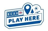 British Columbia Automobile Association - Play Here (CNW Group/British Columbia Automobile Association (BCAA))