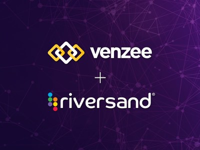 Venzee and Riversand (CNW Group/Venzee Technologies Inc.)