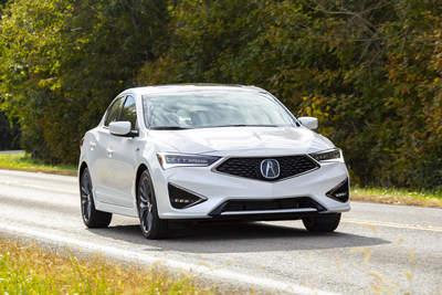 American Honda reported June auto sales results today. Acura's gateway luxury sport sedan, the ILX, gained 41.7% on sales of 1,312 units for the month. (PRNewsfoto/American Honda Motor Co., Inc.)