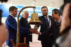 Roscongress Foundation: Más de 15 delegaciones extranjeras asisten al Global Fishery Forum en San Petersburgo