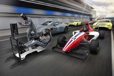 Hoy es el día del lanzamiento de la temporada dos de World's Fastest Gamer, que reúne diez de los corredores de carreras automovilísticas virtuales más rápidos del planeta para competir por el premio de correr de verdad durante un año en los circuitos más emblemáticos del mundo con el equipo de carreras líder, R-Motorsport, socio estratégico de Aston Martin