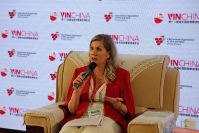 Exclusive Interview with Regina Vanderlinde, President of the International Organization of Vine and Wine (OIV)