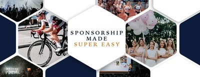 Sponsorship made Simple for Personal, College, Sports, Community, Charity Events etc.