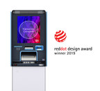Diebold Nixdorf's New DN Series™ ATM Wins Red Dot Product Design Award 2019