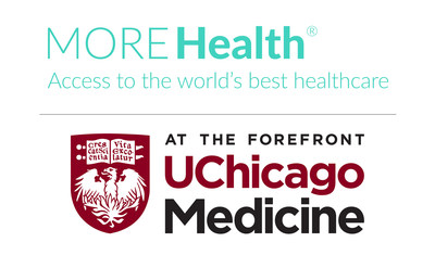 MORE Health Announces Collaboration with The University of Chicago Medicine to offer Patients Remote Second Opinions
