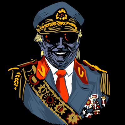 The Bad Seed considera que el propósito del Presidente es querer construir una nación fascista en los Estados Unidos