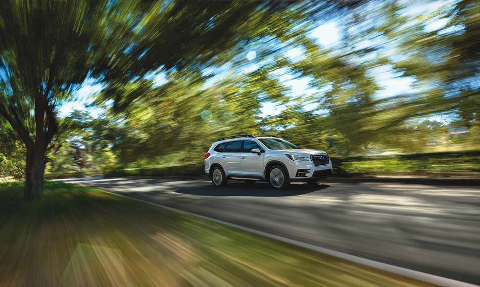 Ascent enters its second model year with a host of new features that add to its appeal, including a Subaru-first rear seat reminder. (CNW Group/Subaru Canada Inc.)