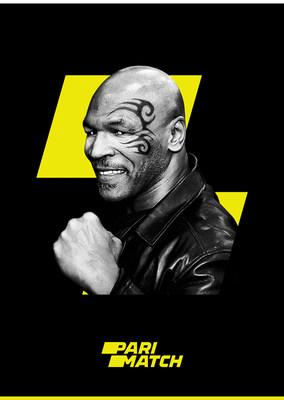 Mike Tyson Parimatch brand ambassador