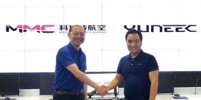 MMC Partners up with Yuneec in Pursuit of Best UAV Solutions for Market