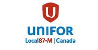 Unifor Local 87-M (CNW Group/Unifor Local 87-M)