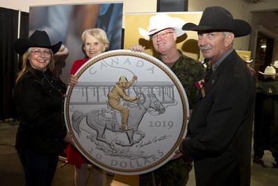 加拿大皇家造币厂发行新银币