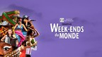 Media Invitation - The 15th edition of Week-ends du monde