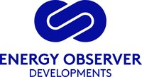 Energy Observer Developments logo (PRNewsfoto/Energy Observer Developments)