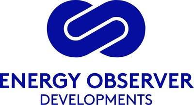 Energy Observer Developments logo (PRNewsfoto/Energy Observer Developments)