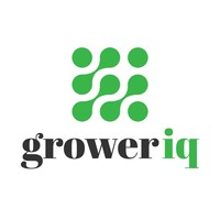 GrowerIQ Logo (CNW Group/GrowerIQ)