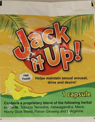 Jack it up (CNW Group/Health Canada)