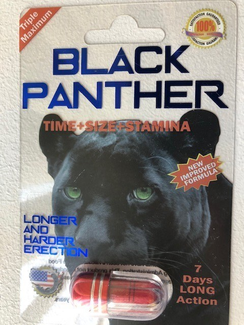 Black Panther - Front (CNW Group/Health Canada)