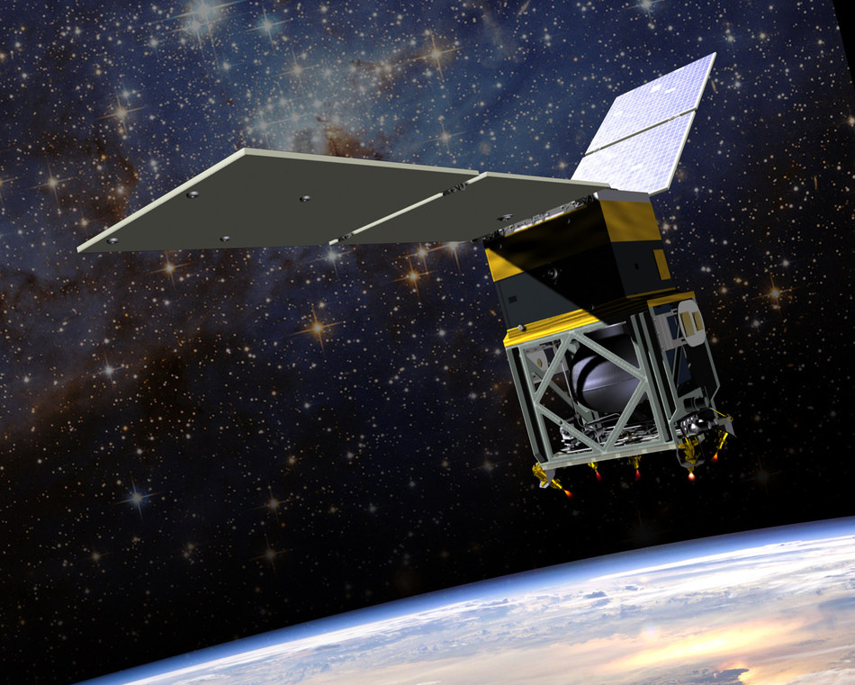 Ball Aerospace commissions small satellite for NASA's Green Propellant Infusion Mission, begins on-orbit testing of propellant.