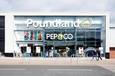 Poundland Storefront