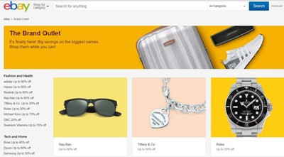 eBay launches