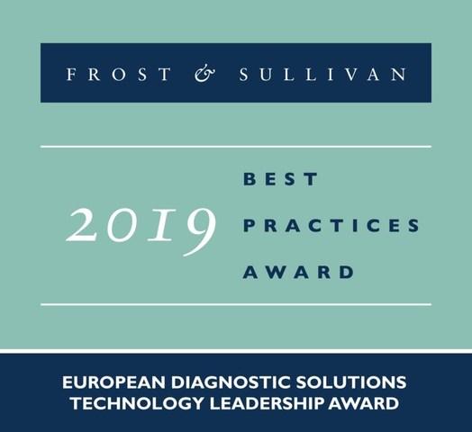 2019 European Diagnostic Solutions Technology Leadership Award