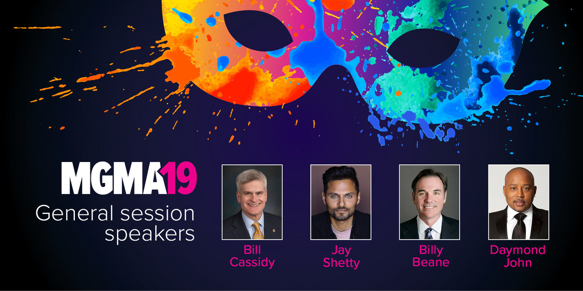 MGMA19 | The Annual Conference Brings Together Reputable Keynote