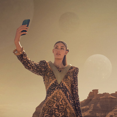 OPPO Reno's 'Lead the Species' Campaign Inspires Millennials to