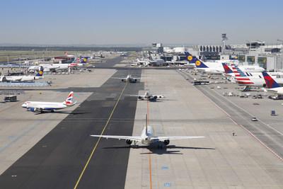 Operations at Frankfurt airport