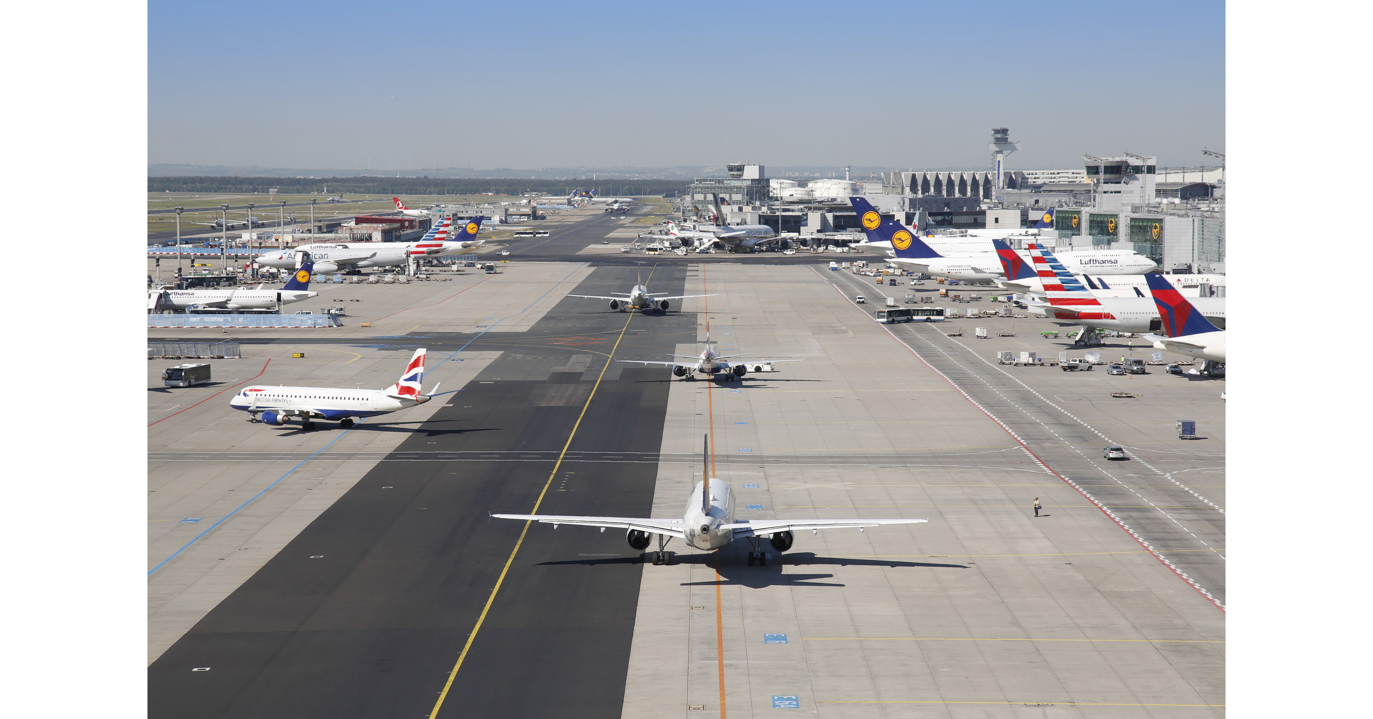 Frankfurt Flugha
