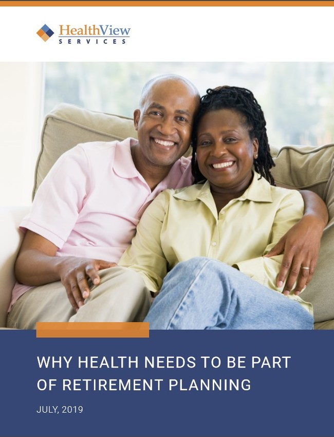Health and Retirement Planning HealthView Services
