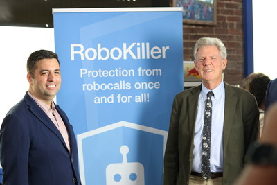 RoboKiller hosted Congressman Frank Pallone, Chairman of the House Energy and Commerce Committee, at its South Amboy, New Jersey offices to Address Bipartisan Anti-Robocalling Legislation.