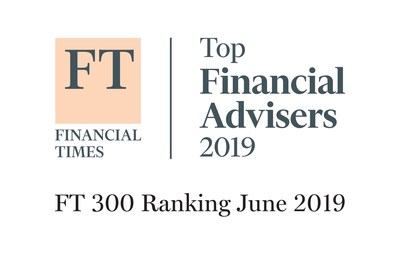 2019 Financial Times Top 300 Award