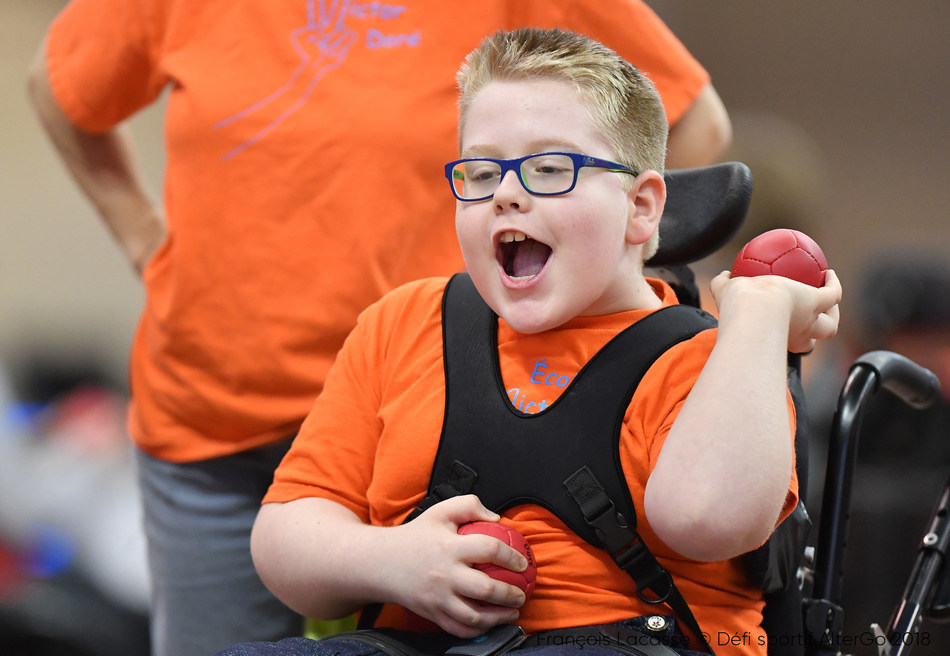 The Para Sport Jumpstart Fund aims to remove barriers to sport and recreation for children and youth with disabilities. (CNW Group/Canadian Paralympic Committee (Sponsorships))